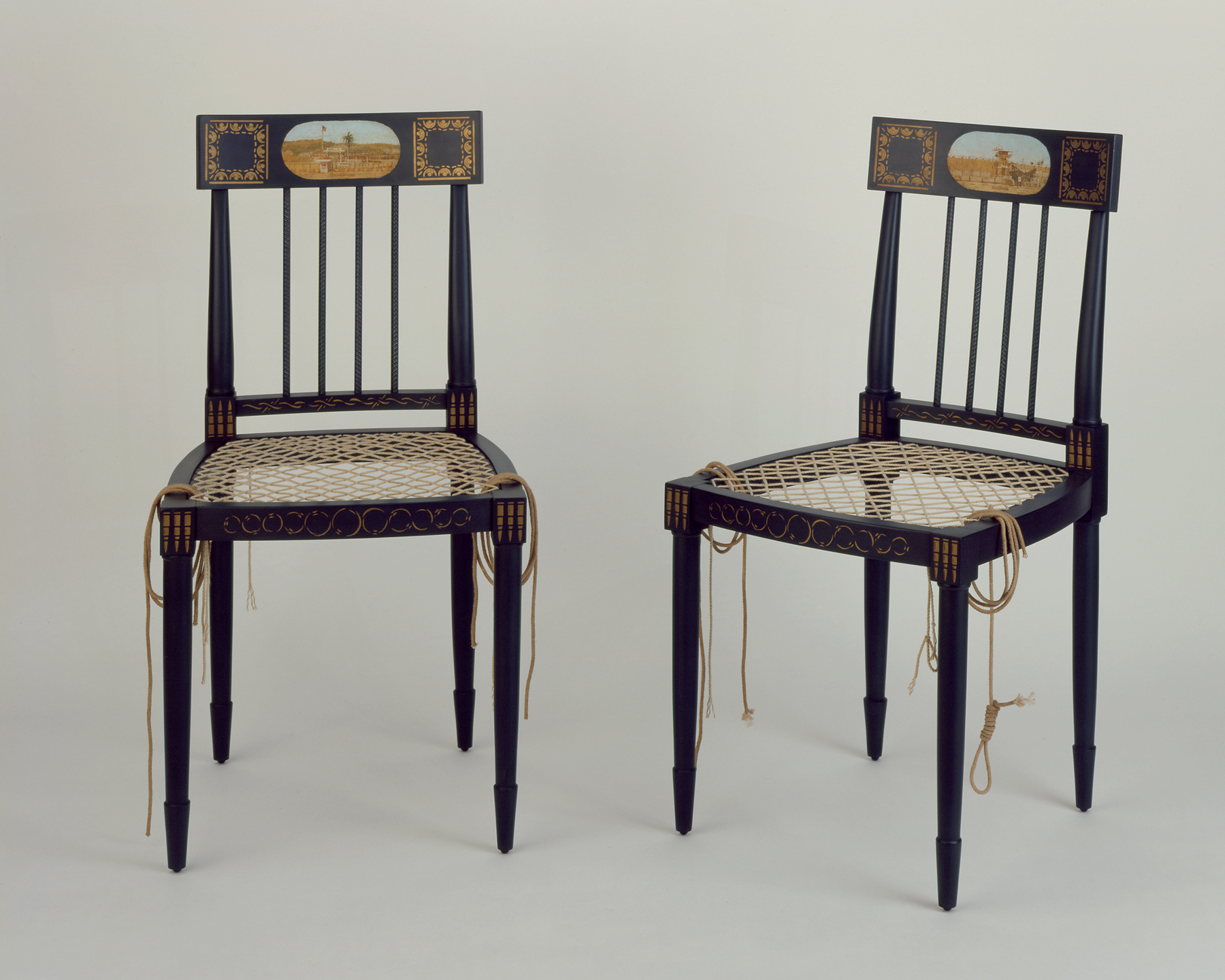 Conversation Chairs Paul Henry Furniture Custom Woodworking