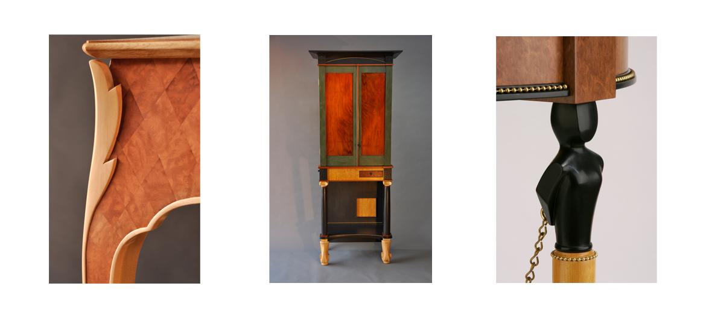 Antique Furniture Restoration Custom Woodworking Carlsbad San Diego